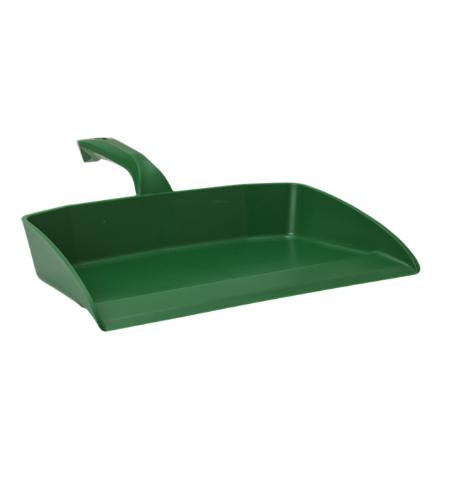 Совок для мусора, 330 мм, зеленый цвет