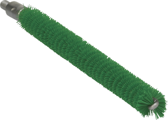 Ерш, используемый с гибкими ручками, Ø12 мм, 200 мм, средний ворс, зеленый цвет