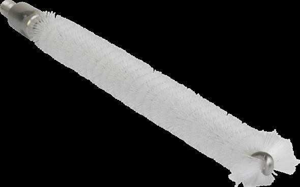 Ерш, используемый с гибкими ручками, Ø12 мм, 200 мм, средний ворс, белый цвет