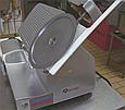 Щетка для чистки ножей с защитой для рук, 500 мм, средний ворс, белый цвет, фото 3