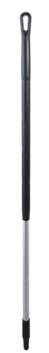 Ручка эргономичная алюминиевая, Ø31 мм, 1510 мм, черный цвет