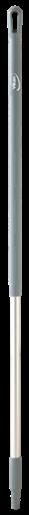 Ручка эргономичная алюминиевая, Ø31 мм, 1510 мм, серый цвет