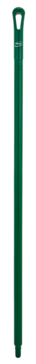 Ультра гигиеническая ручка, Ø34 мм, 1300 мм, зеленый цвет