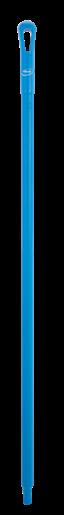 Ультра гигиеническая ручка, Ø34 мм, 1500 мм, синий цвет