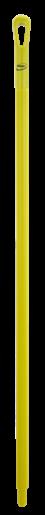 Ультра гигиеническая ручка, Ø34 мм, 1500 мм, желтый цвет