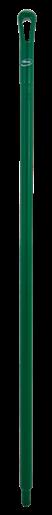 Ультра гигиеническая ручка, Ø34 мм, 1700 мм, зеленый цвет