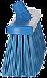 Щетка для подметания сверхпрочная, 330 мм, Очень жесткий, синий цвет, фото 2