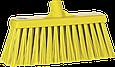 Щетка для подметания сверхпрочная, 330 мм, Очень жесткий, желтый цвет, фото 2