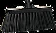 Щетка для подметания сверхпрочная, 330 мм, Очень жесткий, черный цвет, фото 2