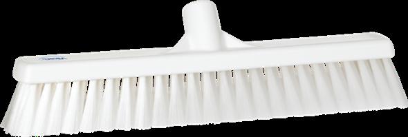 Щетка для подметания пола мягкая, 410 мм, Мягкий ворс, белый цвет