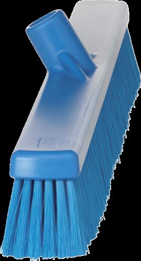 Щетка для подметания пола мягкая, 610 мм, Мягкий ворс, синий цвет