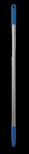 Ручка эргономичная алюминиевая, Ø25 мм, 1050 мм, синий цвет