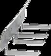 Настенный держатель для инвентаря, 320 мм, фото 2