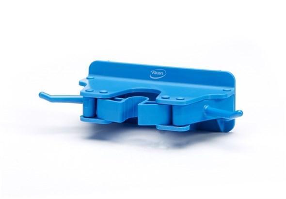 Настенное крепление для 1-3 предметов, 160 мм, синий цвет