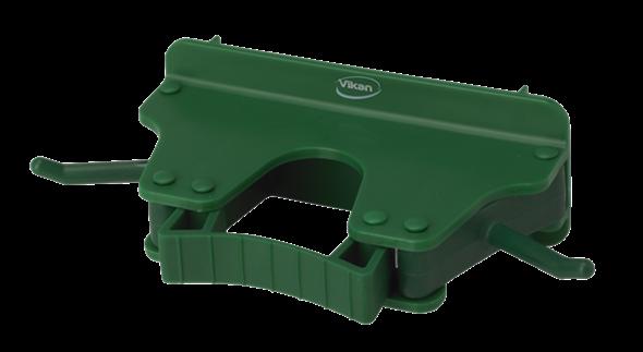 Настенное крепление для 1-3 предметов, 160 мм, зеленый