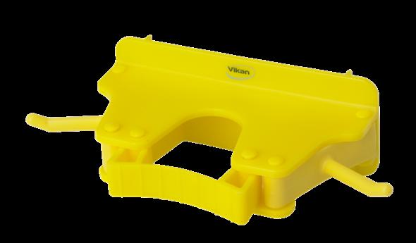 Настенное крепление для 1-3 предметов, 160 мм, желтый цвет