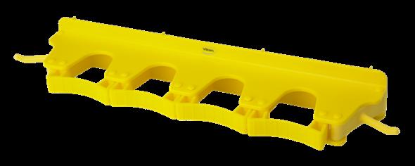 Настенное крепление для 4-6 предметов, 395 мм, желтый цвет