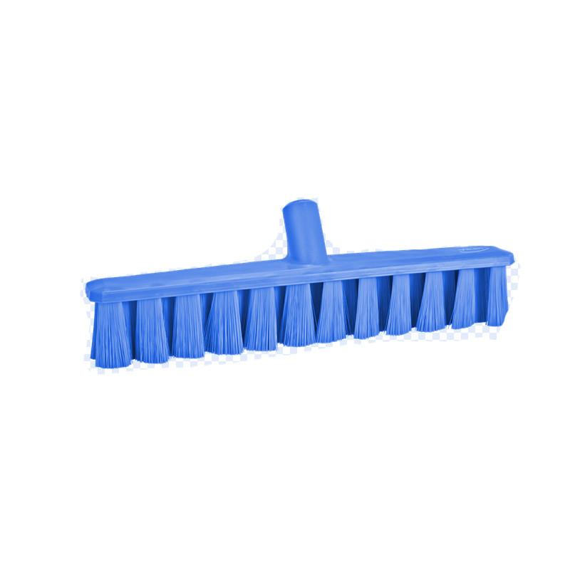 Щетка для подметания UST (Ультра Гигиеничная Технология), 400 мм, мягкий ворс, синий цвет
