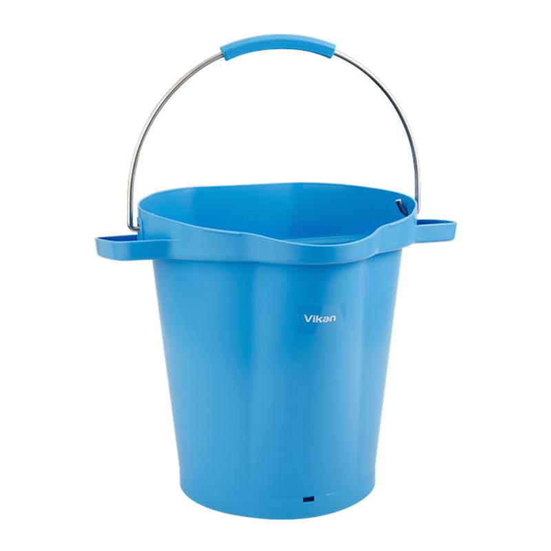 Ведро Vikan, 20 л, синий цвет