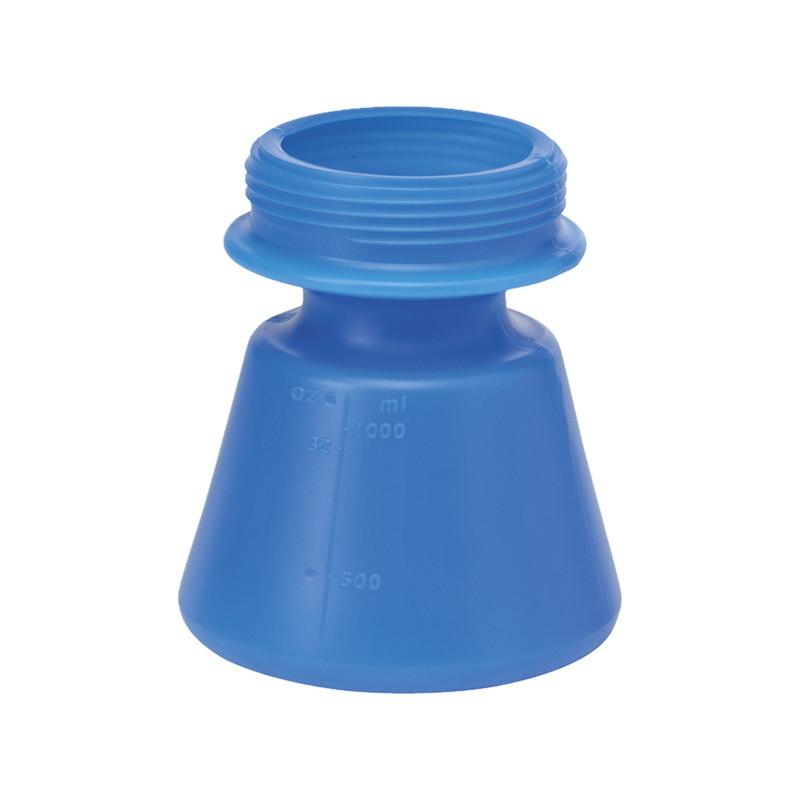 Бачок запасной Vikan, 2,5 л, синий цвет