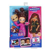 FailFix ФейлФикс Игровой набор кукла 2 в1 Лавс Глэм с аксессуарами