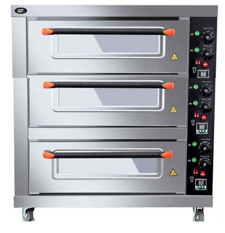 Шкаф пекарский электрический 3 уровневый