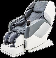Массажное кресло Casada Aura White Grey