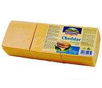 """Плавленный сыр для бургеров """"Бистро Чеддер"""""""