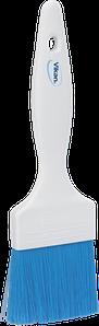 Кисточка кулинарная для выпечки, 50 мм, Мягкий ворс, синий цвет