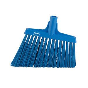 Щетка Vikan для подметания с ворсом под углом, 290 мм, синий цвет