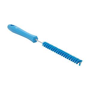 Ерш для чистки труб, Ø15 мм, 310 мм, жёсткий ворс, синий цвет