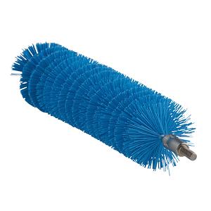 Ерш, используемый с гибкими ручками, Ø40 мм, 200 мм, средний ворс, синий цвет