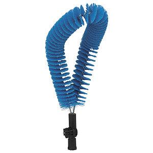 Ерш для очистки внешних поверхностей труб, 510 мм, средний ворс, синий цвет