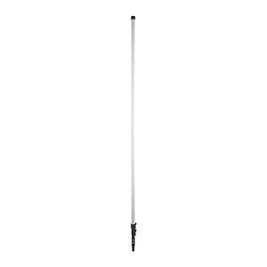 Телескопическая ручка к сгону для сбора конденсата 7716х, 1925 - 6000 мм, Ø34 мм, серый цвет