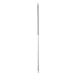 Ручка алюминиевая с подачей воды, Ø31 мм, 1540 мм, белый цвет