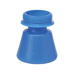 Бачок запасной Vikan, 1,4 л, синий цвет