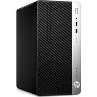 Компьютер HP ProDesk 400 G6 MT i3 8100, 8Гб, 1Тб, HDG, Windows 10,  клавиатура, мышь