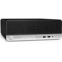 Компьютер HP ProDesk 400 G6 SFF i3 9100 (3.6), 4Гб, 1Тб 7.2кG 630, черный