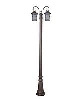 Светильник SAKURA RH021P / 2 2.44M МАТОВОЕ ЧЕРНОЕ ЗОЛОТО + Труба