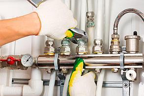 Проектирование монтаж системы отопления здания