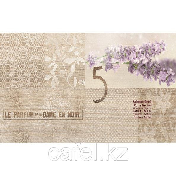 Кафель   Плитка настенная 25х40 Парфюм   Parfum декор 2