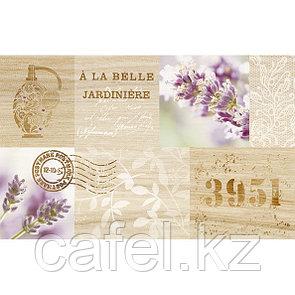 Кафель | Плитка настенная 25х40 Парфюм | Parfum декор 1
