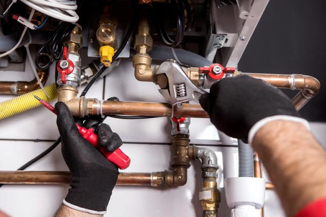 газовая система отопления дома заказать