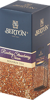 Чай Ройбуш Клубника со сливками - Rooibos Strawberry Cream