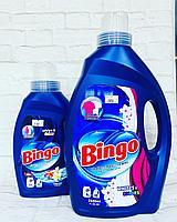 Жидкий порошок Bingo White&Color