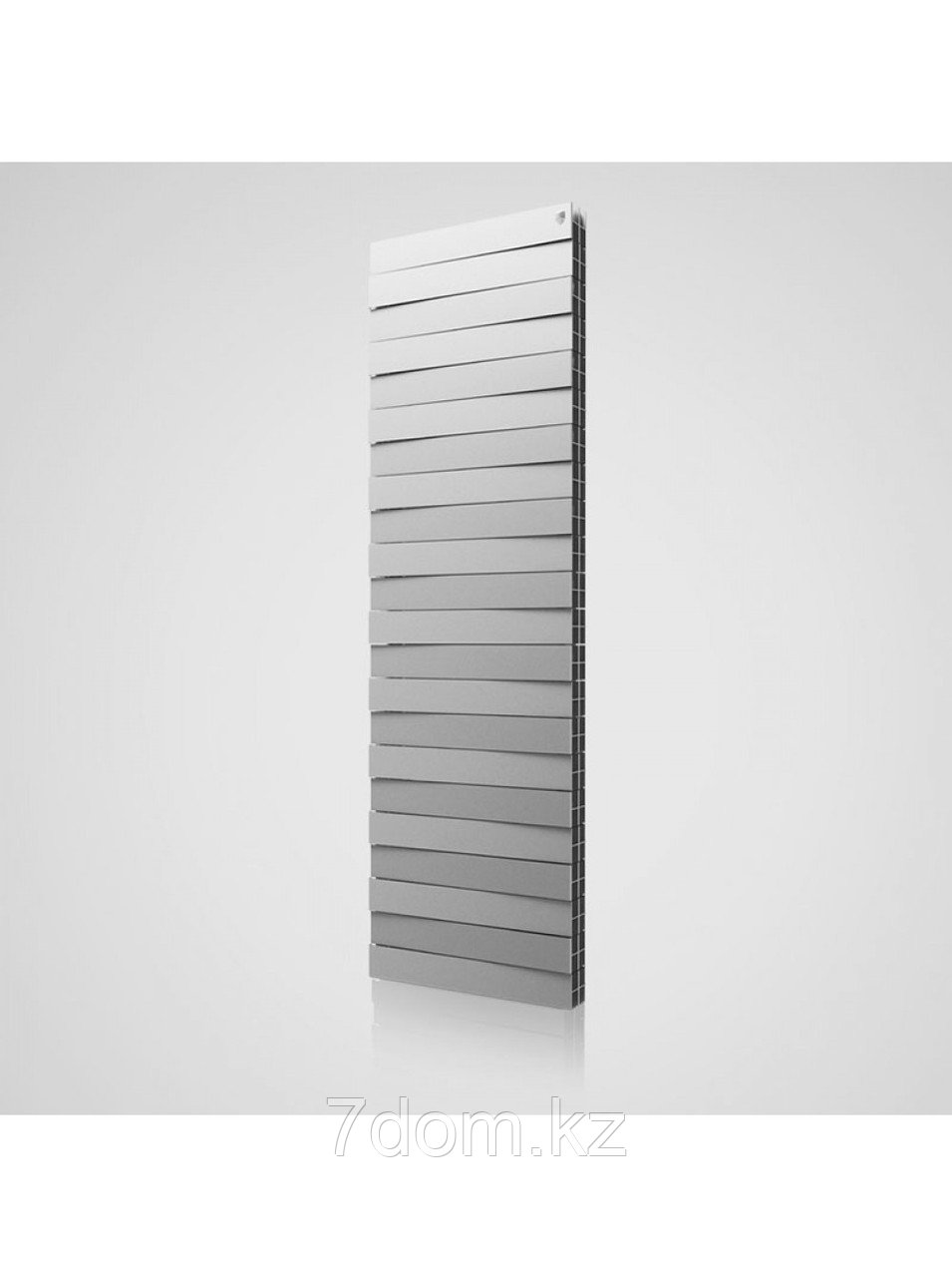 Радиатор Royal Thermo PianoForte Tower Silver Satin - 22 сек