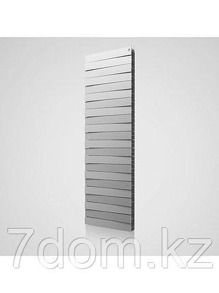 Радиатор Royal Thermo PianoForte Tower Silver Satin - 22 сек, фото 2