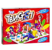 Настольная игра Danko Toys Твистеп гранд твистер