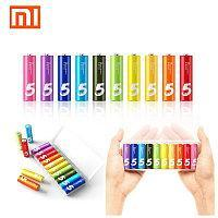 Батарейки Xiaomi Rainbow 7 AAA и АА, фото 1