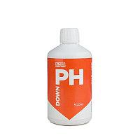 Регулятор уровня pH Down E-MODE 0,5л.